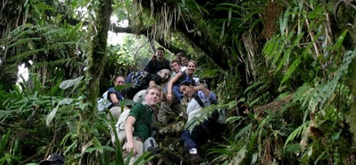 Chucanti Cloudforest Biologists