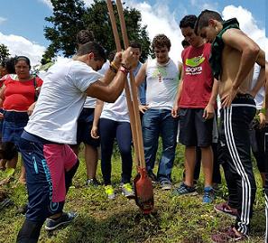 Voluntarios por la Conservacion